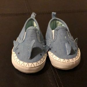 Target Baby Blue Shark Shoes